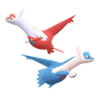 Art Latias & Latios Ultimate