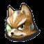 Icône Fox blanc U
