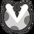 Icône Plante Piranha blanc Ultimate