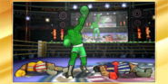 Félicitations Little Mac 3DS All-Star