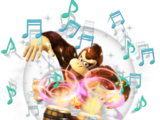 Trophées SSB4 (Donkey Kong)