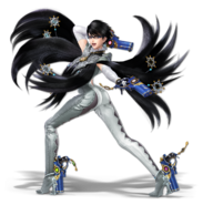 Art Bayonetta blanc Ultimate