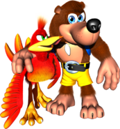 Art Banjo & Kazooie - Tooie