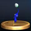 Trophée Pikmin bleu Brawl