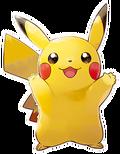 Art Pikachu Let's Go