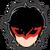 Icône Joker rouge Ultimate