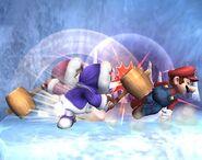 Ice Climbers attaques Brawl 2