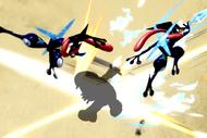 Amphinobi Technique Secrète Ninja Ultimate