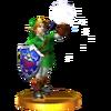 Trophée Link adulte 3DS