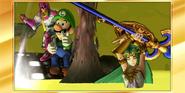 Félicitations Palutena 3DS Classique