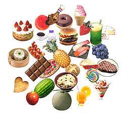Image illustrative de l'article Nourriture