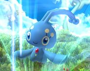 Manaphy Brawl 1