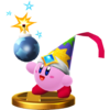 Trophée Kirby Bombe U