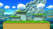 Royaume Champignon U Wii U