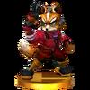 Trophée Fox alt 3DS