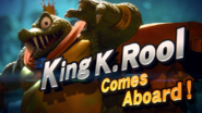 Splash art King K.Rool Ultimate