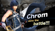 Splash art Chrom Ultimate
