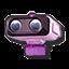 Icône R.O.B. violet U