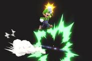 Luigi Super poing sauté Ultimate