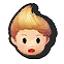 Icône 3DS Lucas rouge