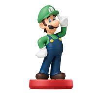 Amiibo Luigi
