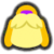 Icône Marie violet Ultimate