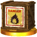 Trophée Caisse explosive 3DS