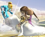Zelda Profil Brawl 4