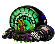 Art Léviatank Splatoon