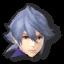 Icône 3DS Corrin bleu