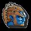 Icône Ganondorf bleu U