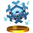 Trophée Hexagel 3DS