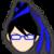 Icône Bayonetta bleu Ultimate