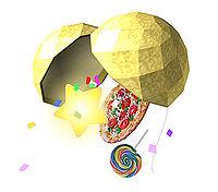 Image illustrative de l'article Ballon surprise