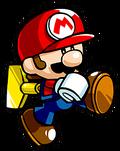 Art Mini Mario Vs. DK