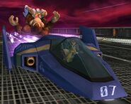 Captain Falcon Smash final Brawl 3