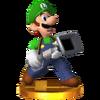 Trophée Luigi Ectoblast 5000 3DS