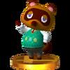 Trophée Tom Nook 3DS