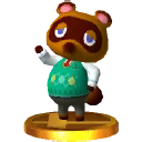 Trophée Tom Nook 3DS