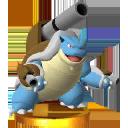 Trophée Méga-Tortank 3DS