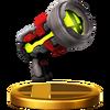 Trophée Pistolaser U