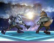 Wolf attaques Brawl 1