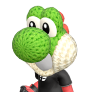 Chapeau Yoshi de laine Ultimate