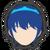 Icône Marth bleu Ultimate