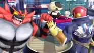 Défis Ultimate Smash Captain Falcon
