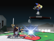 Marth Falco Batte SSBM