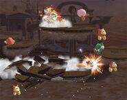 Roi DaDiDou Smash final Brawl 3
