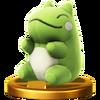 Trophée Poupée Clonage U