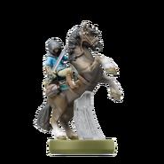 Amiibo Link équestrier
