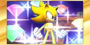Félicitations Sonic 3DS Classique